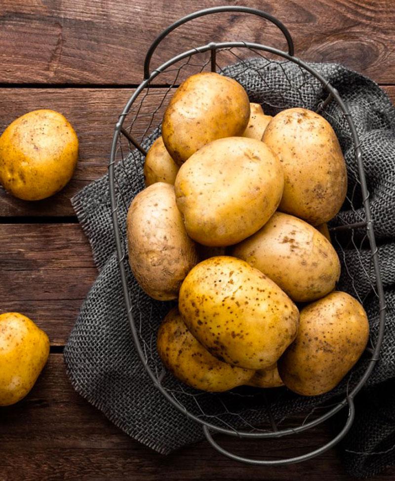 Valsesia Casalinghi un aiuto in cucina patate