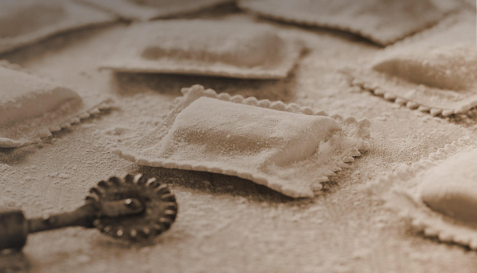 Valsesia Casalinghi Ravioli con rotella tagliapasta